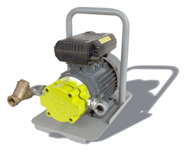 HORN Elektropumpe für Frischöl Zahnradpumpe TZ 10i 230V TRAGBAR