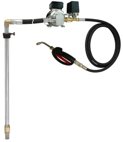 MATO Elektro-Zahnrad-Pumpensystem EP300-DS mit Ölfüllpistole