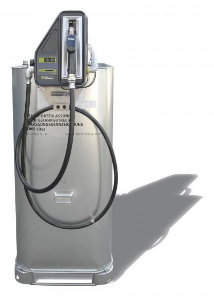 Hoftankstelle - Premium - Horn - 1000 Liter - Dieseltankanlage