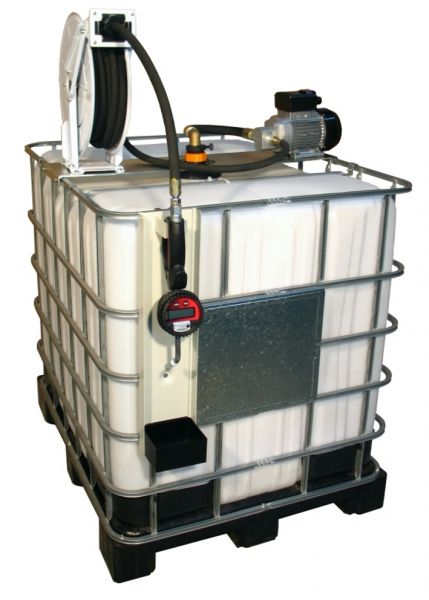 MATO Elektro-Zahnrad-Ölpumpensystem EP400-IBC