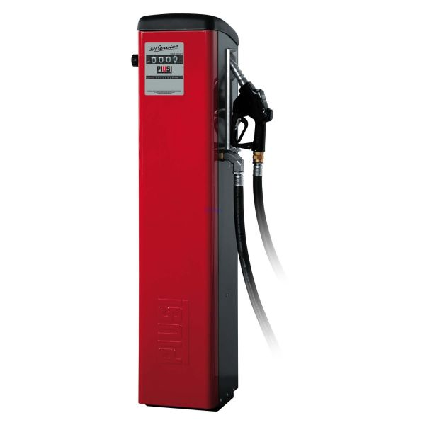 Dieselzapfäule Self Service 100 K44 Pulser Säulenausführung PIUSI
