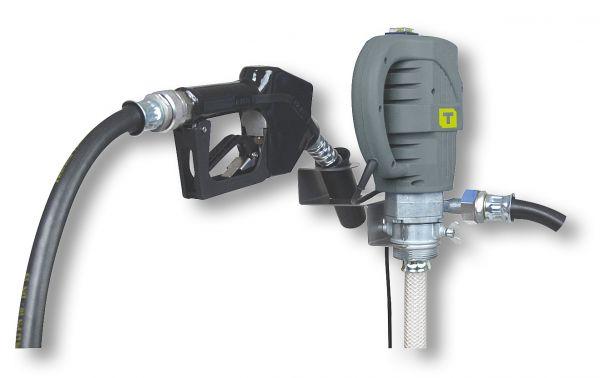 Dieselpumpe HORNET W 85 H 230V kpl. Set Horn für Diesel, Heizöl