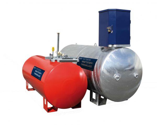 Tankanlage - Diesel KA 2.000 bis 16.000 Liter