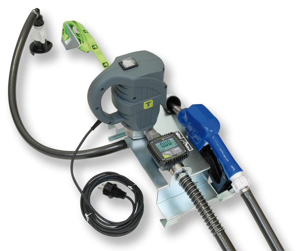IBC-Kompaktpumpsystem HORNET W 85 H INOX FMT 3