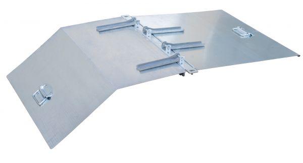 2-teiliger Deckel für Typ GU 300, SGU 30 BAUER