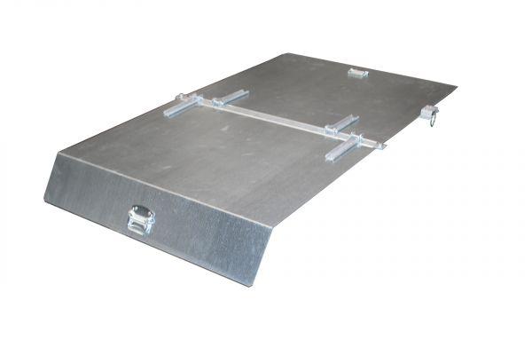 2-teiliger Deckel für Typ EXPO 1200, SK 1200, S4A 1200 BAUER
