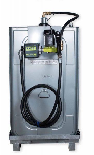 Hoftankstelle - SYSTEM - Horn - 1000 Liter - Dieseltankanlage