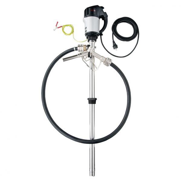 Pumpenset leicht brennbare Flüssigkeiten mit Druckluftmotor