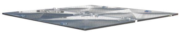 4-teiliger Deckel für Typ BKC 300 BAUER