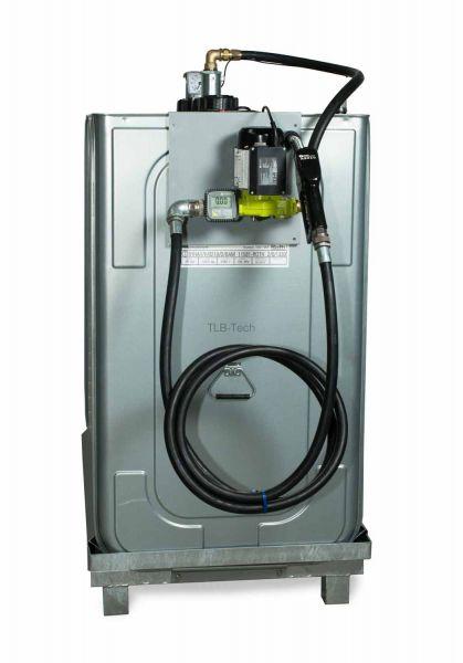 Hoftankstelle - SYSTEM - Horn - 1500 Liter - Dieseltankanlage