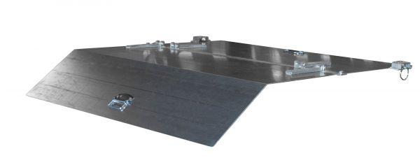 2-teiliger Deckel für Typ BK 120 BAUER