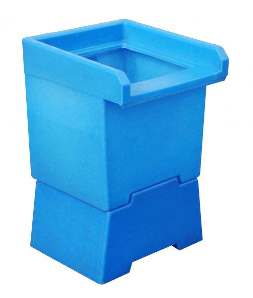 Vorsatzbehälter für PE-Auffangwannen