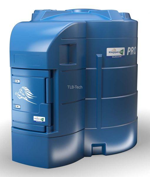 BlueMaster 9000 Liter PRO TitanAccess Adblue Tankanlage Stationär