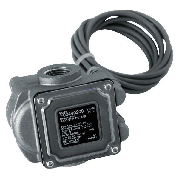 PIUSI Impulsgeber K400 Ovalradzähler für Öle