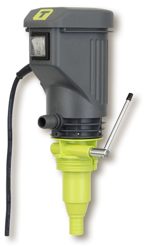 Elektropumpe HORNET W40 230V ohne Zubehör Horn f. Diesel, Heizöl