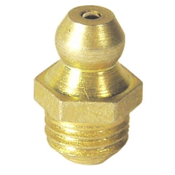 """Hydraulik-Kegel-Schmiernippel H1 R1/8"""" DIN 71412A"""