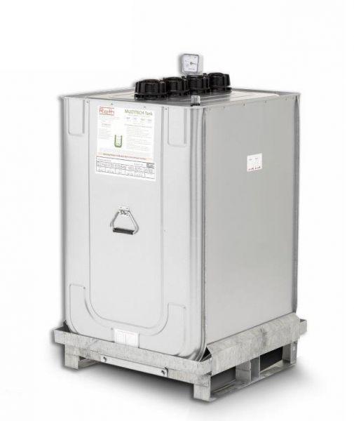 Dieseltank Heizöltank Roth Multitech 400 / 750 / 1000 / 1500 Liter