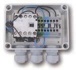 Relais-Set für HDA 5 eco zur elektrischen Steuerung einer Pumpe