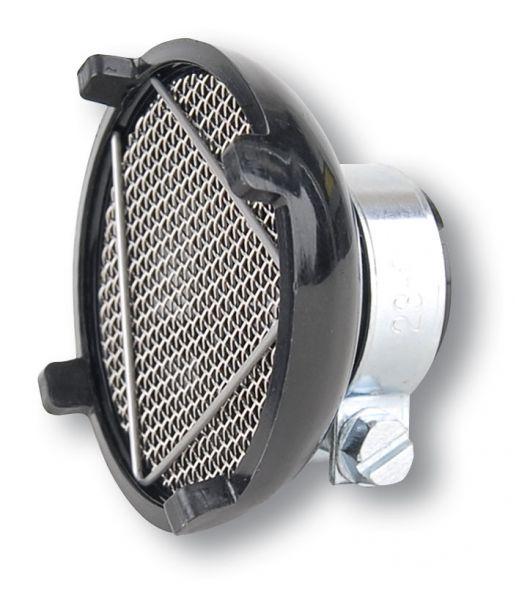 Filter F 20 für alle Saugrohre mit 20 mm Durchmesser