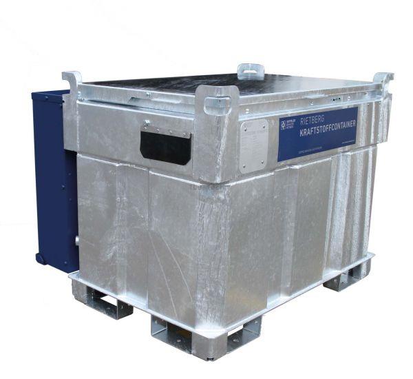Mobile Tankstelle Quadro Blue (Diesel + Adblue)