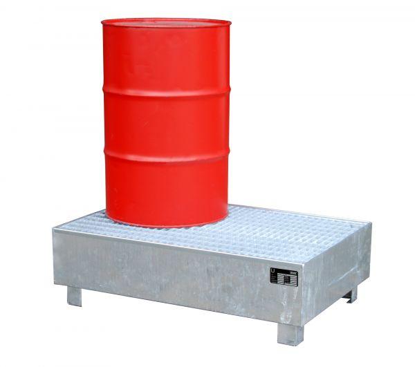 Auffangwanne Typ WM/WO Volumen 215 bis 414 Liter BAUER