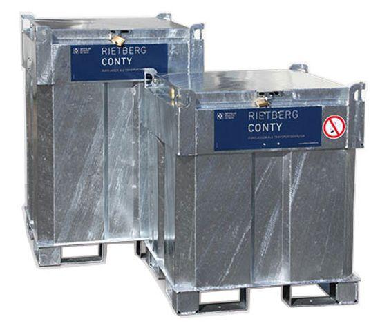 Kraftstoffcontainer CONTY-B Mobile Tankanlage -