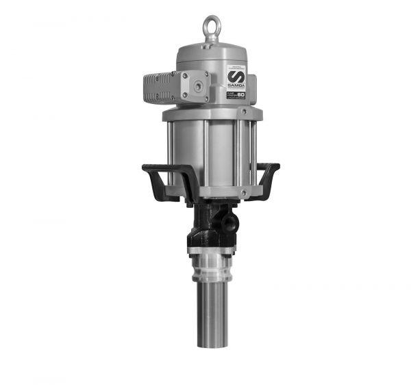 Druckluftkolbenpumpe Pumpmaster 60 Fett