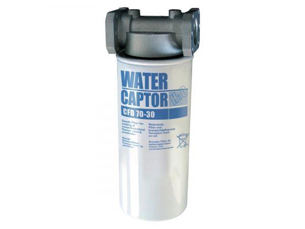 """Wasserabscheider 70L/ Min, 2 Stk. + 1""""-Halterung"""