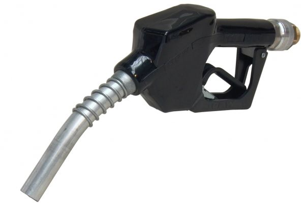 MATO Automatik-Zapfpistole AZ für Pflanzenöl und Medien bis 500 cSt für Durchflussmengen bis 60 l/mi