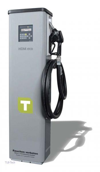 Dieselzapfsäule HDM 60 eco mit Tankautomat HDA eco