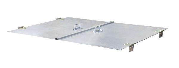 2-teiliger Deckel für Typ UC 500-1000 BAUER