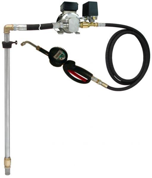 MATO Elektro-Zahnrad-Pumpensystem EP300-DS, eichf. mit Handdurchlaufzähler