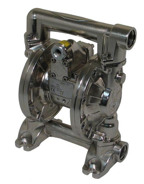 MATO Pneumatische Doppel-Membranpumpe DP-60
