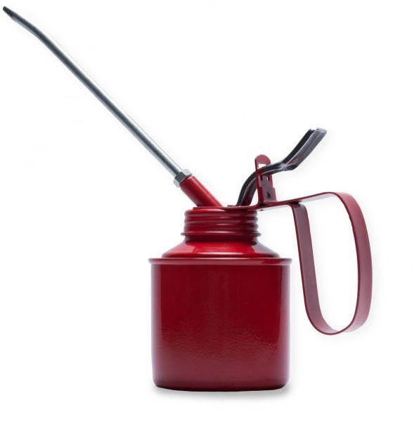 Ölkanne - Standardöler 375 ml St rot EWKP mit Spritzrohr