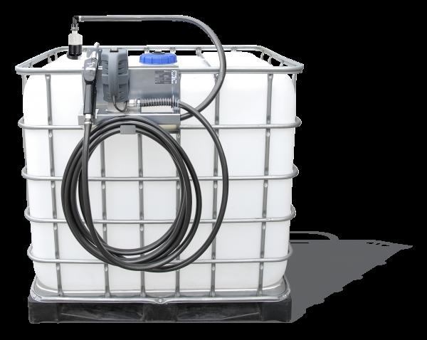 IBC-Kompaktpumpsystem HORNET W 85 H INOX