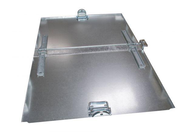 2-teiliger Deckel für Typ FB 500-750 BAUER