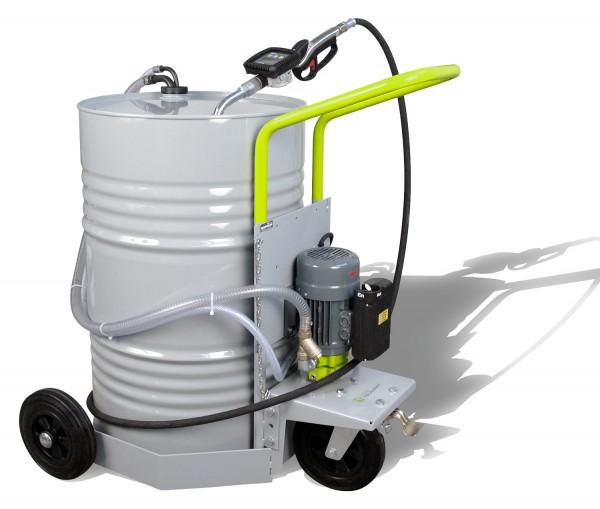 Ölabgabegerät DrumMobil 200 EP nicht eichfähig (Durchfluss min./max. 1-15 l/min)