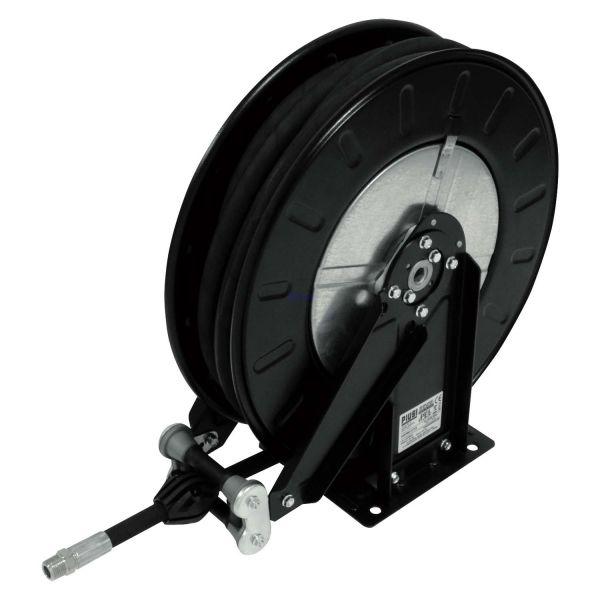 """PIUSI Schlauchaufroller 60 bar für max. 15 m 1/2"""" Ölschlauch ohne Schlauch"""