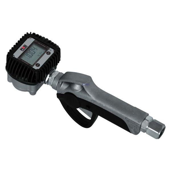 PIUSI K400 Handdurchlaufzähler für Öl ohne Auslauf