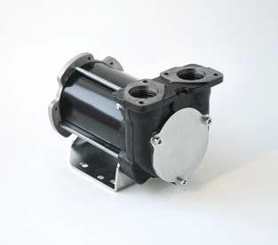 Förderpumpe 12V - R50 12 - Komplett Set mit Schlauch u. Zapfpistole