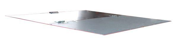 2-teiliger Deckel für Typ VD 1000, VG 1100 BAUER