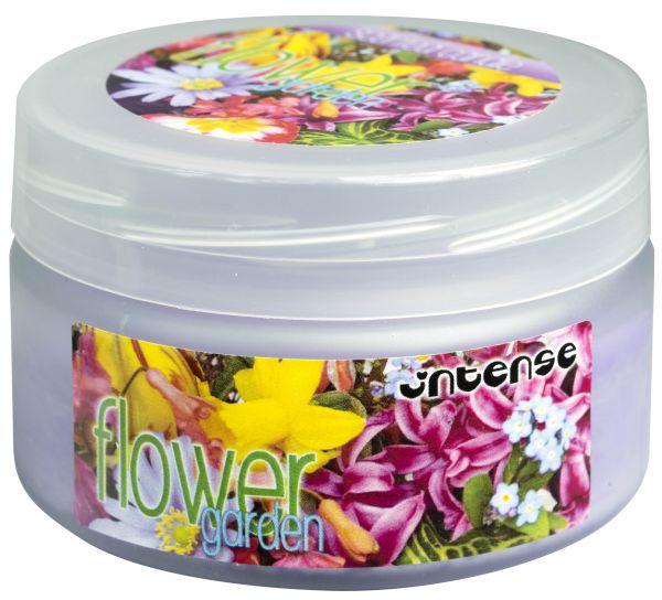 Duftglas mit Deckel - flower garden