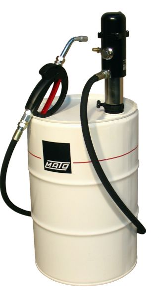 MATO pneuMATO-Ölförderpumpe Fassmontage für 50/60 und 200 Liter Fässer