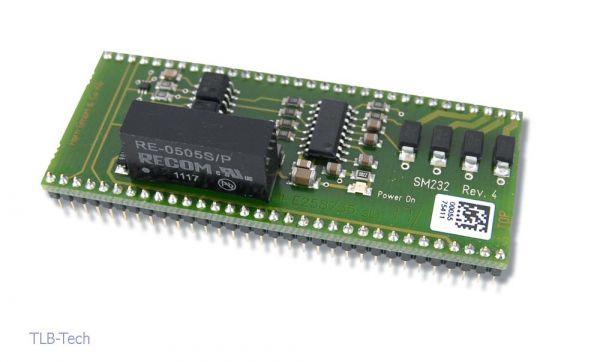 PC-Anschluss RS 232 für HDM pro