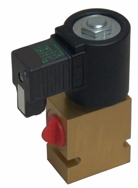 MATO Magnetventil 24V für Schmieröle, Diesel und Heizöl