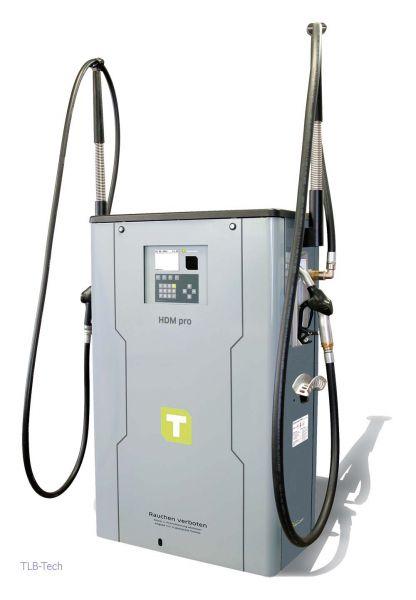Dieselzapfsäule HDM 150/050 pro mit Tankautomat HDA 2