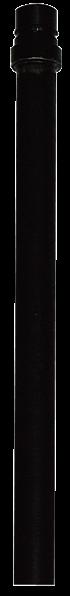 Saugrohr / Saugsonde DN 28x800mm