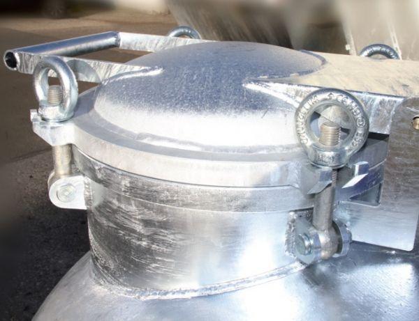 DOM II Revisionsdom für Behälter mit elh Flüssigkeiten