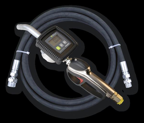 Schlauchgarnitur für Druckluftpumpe DP 35 + Zählwerk