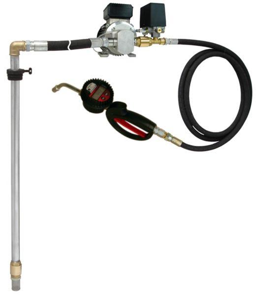 MATO Elektro-Zahnrad-Pumpensystem EP300-DS mit DIGMET E35